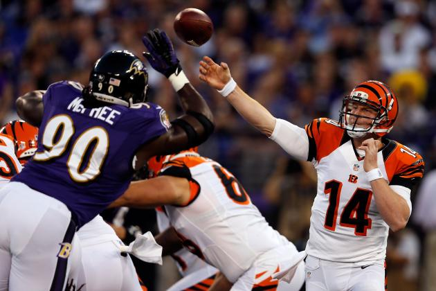 Baltimore Ravens' Most Underrated Player for Clash with New England Patriots