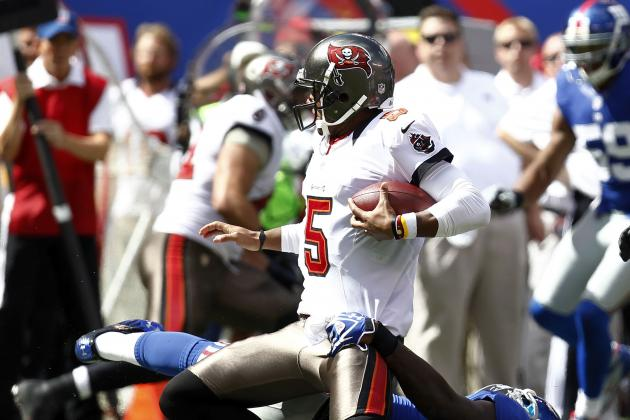 Josh Freeman: Why Isn't the Tampa Bay Buccaneers QB Scrambling?
