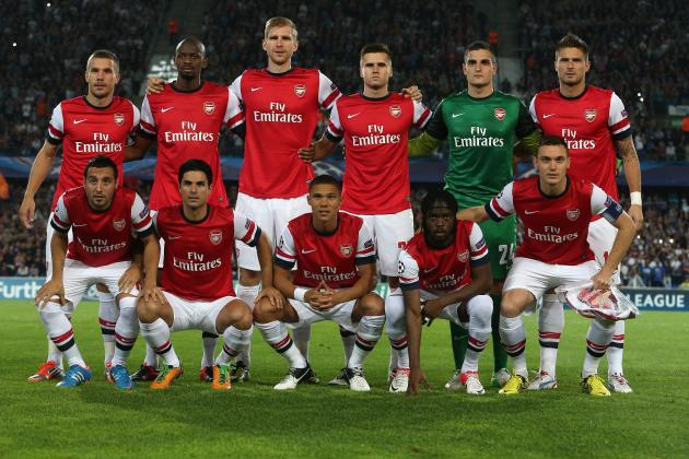 Montpellier vs. Arsenal: Talking Points from the Gunners' 2-1 Win