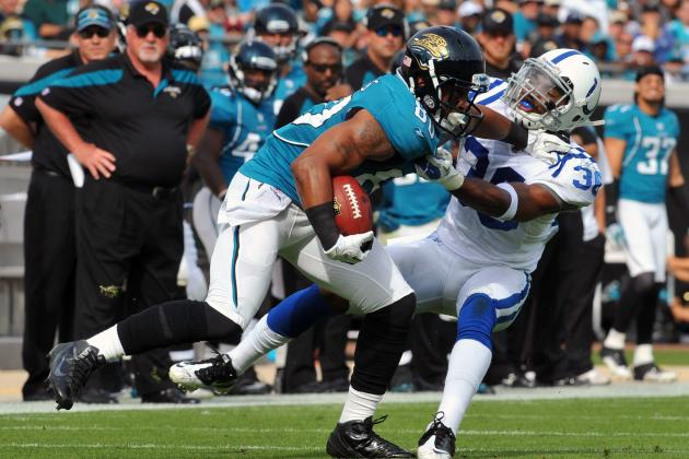 Jaguars vs. Colts: TV Schedule, Live Stream, Spread Info, Game Time and More