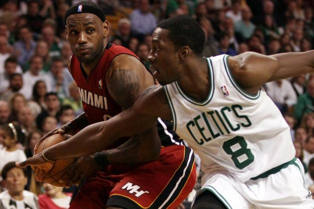 Boston Celtics: What Can the C's Expect from Jeff Green This Year?