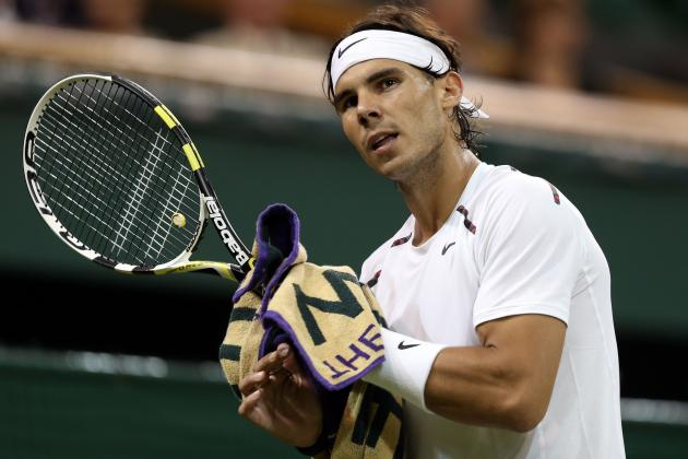 Rafael Nadal: Injuries Won't Derail Tennis Star's Rise to Greatest of All Time