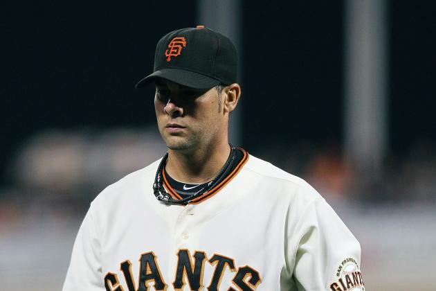 Ryan Vogelsong: Can Giants Pitcher Get Back on Track in Time for the Playoffs?