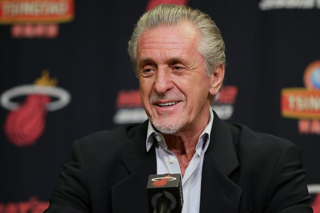 Miami Heat's Pat Riley Moves into $11 Million Miami Beach Penthouse