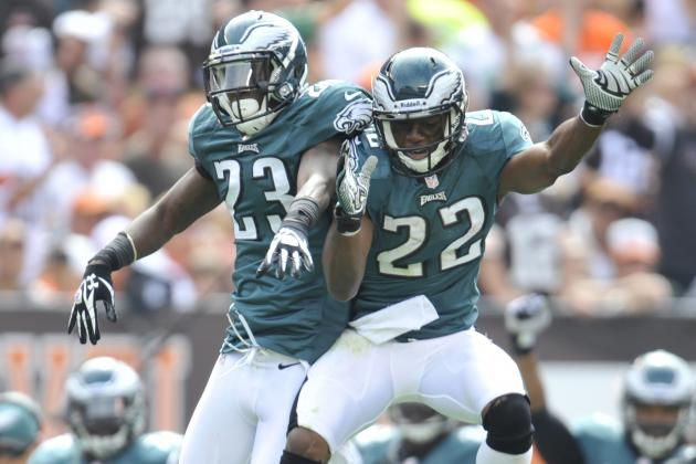 Philadelphia Eagles: Stats That Matter Two Weeks into the NFL Season