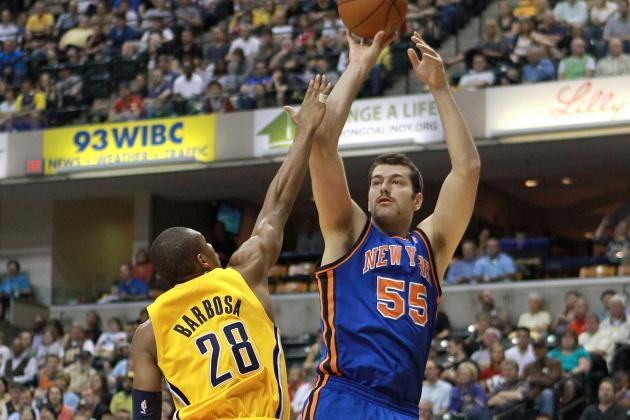 Former Knicks Forward Harrellson Signs with Heat