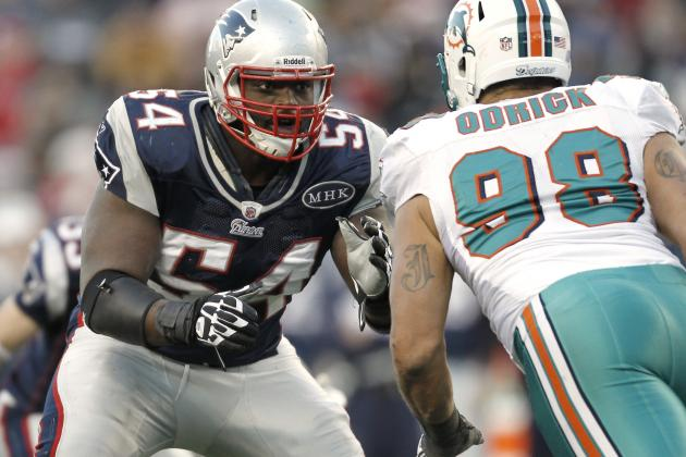 Patriots Offered Brian Waters $4 Million to Return This Season