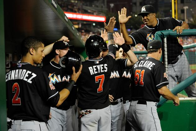 Predicting What the Miami Marlins' Starting Lineup Will Look Like Next Season