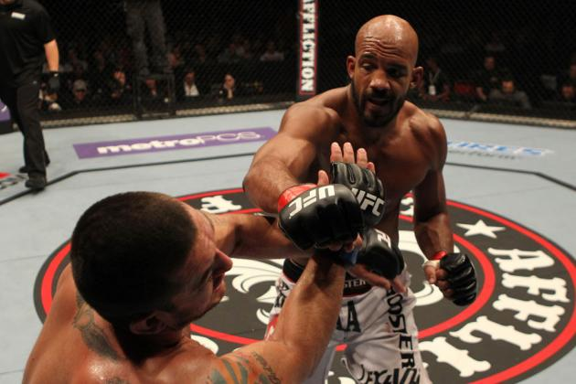 Chad Griggs vs. Cyrille Diabate Added to UFC 154