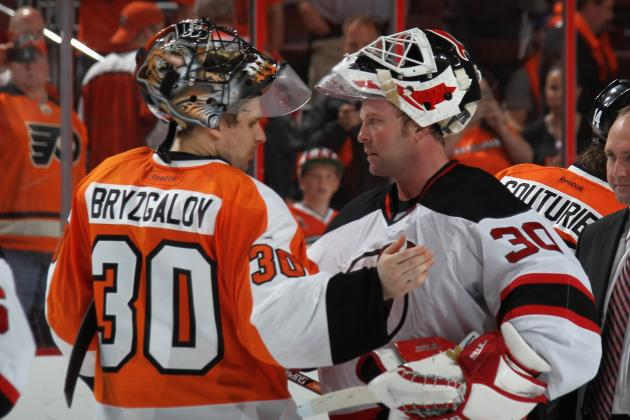 Bryzgalov to Join KHL's CSKA During Lockout