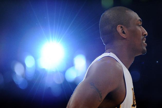 Metta World Peace: Why the LA Lakers Will Win 73 Games