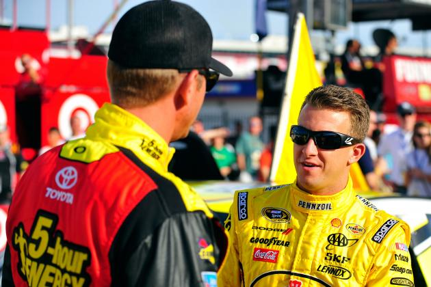 SPEED Quotes: Reaction To Allmending​er's NASCAR Reinstatement