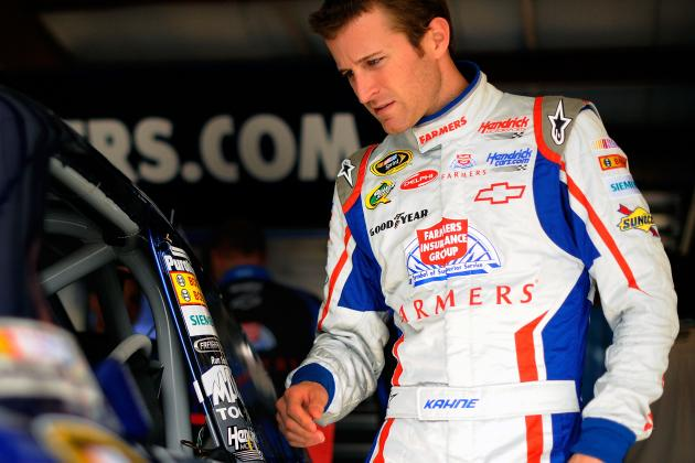 Risers & Fallers: Kasey Kahne Joins List of Chase Contenders