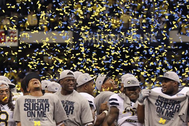 No, the Big Ten Is Not Getting 2 BCS Bowl Teams in 2012