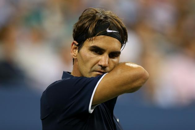 Roger Federer: Claims of Exhaustion Don't Bode Well for Future