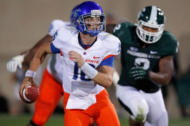 Boise State Football: Key Players to Watch in Matchup vs. BYU