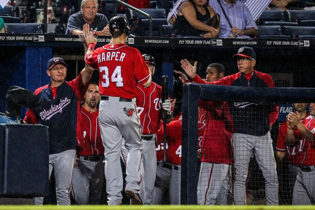 Nationals Could Claim First Postseason Berth for Washington Since 1933