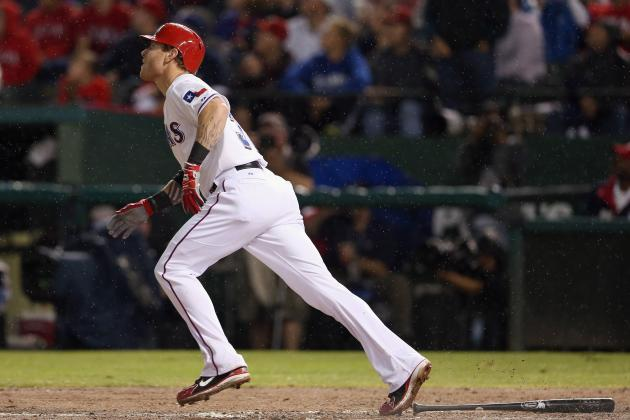 Josh Hamilton Lacks Mental Toughness