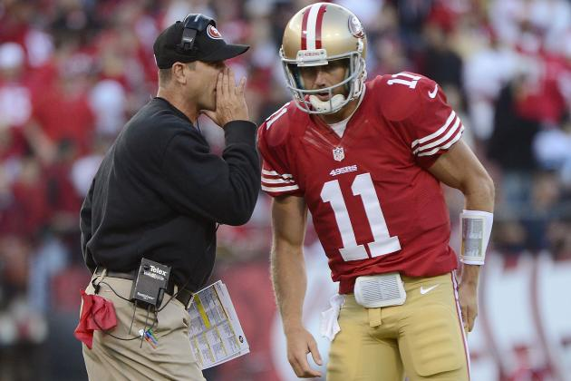 Lions vs. 49ers: Breaking Down Alex Smith's 107.7 Quarterback Rating
