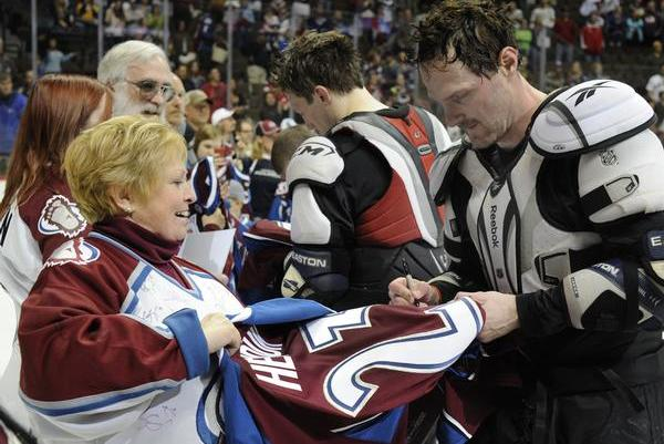 Avalanche Offers Season-Ticket Holders Plan on NHL Lockout