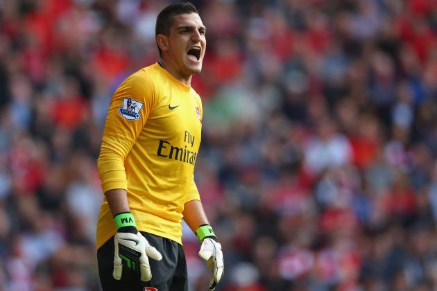 Arsenal FC: Vito Mannone Reportedly Close to Being No. 1, but Should He Be?