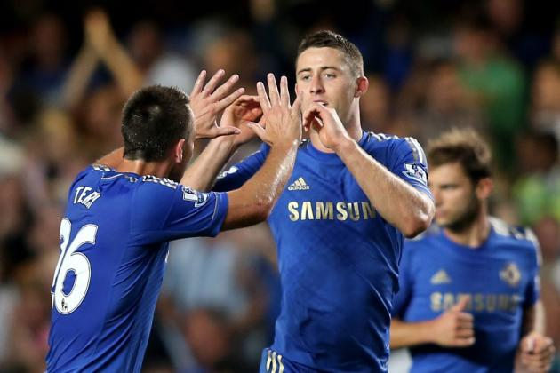 Chelsea 2-2 Juventus: Champions League Holders Held to Draw at Stamford Bridge