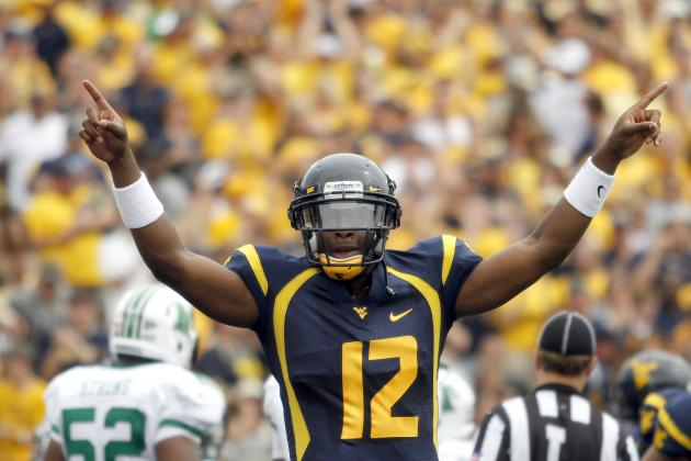 Geno Smith Not Fazed by Heisman, RG3 Talk
