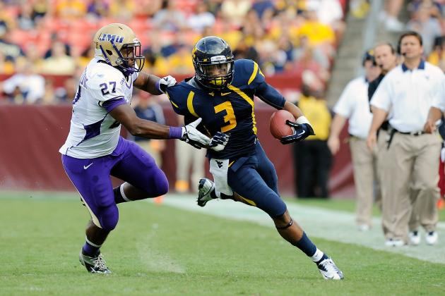 Eighth-Ranked WVU Needs to Finish Strong