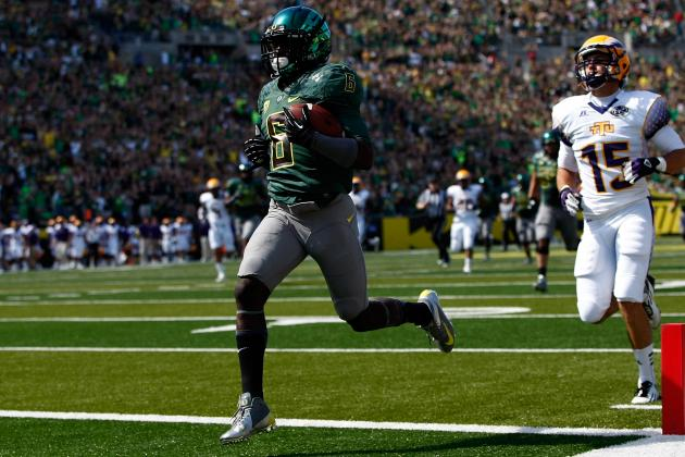 Arizona vs. Oregon: Chip Kelly and RichRod Might Score 100 Total Points