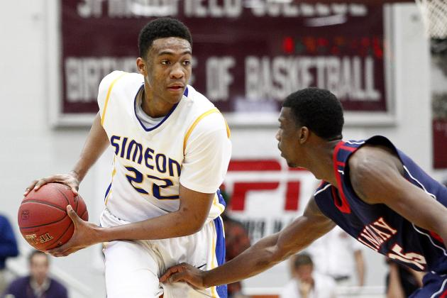 Top Recruit Jabari Parker Should Pick Brigham Young