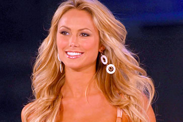 Stacy Keibler's Best Pics
