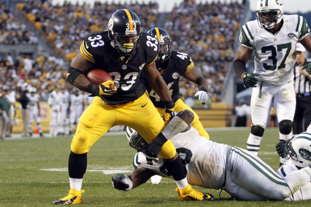 Pittsburgh Steelers: Comparing the Contributions of Jonathan Dwyer, Isaac Redman