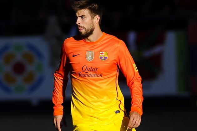 Pique Leaves Match with Ankle Injury