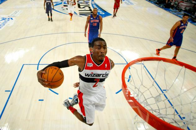 John Wall: Why Washington Wizards PG Will Shock the NBA World in 2012-13 Season
