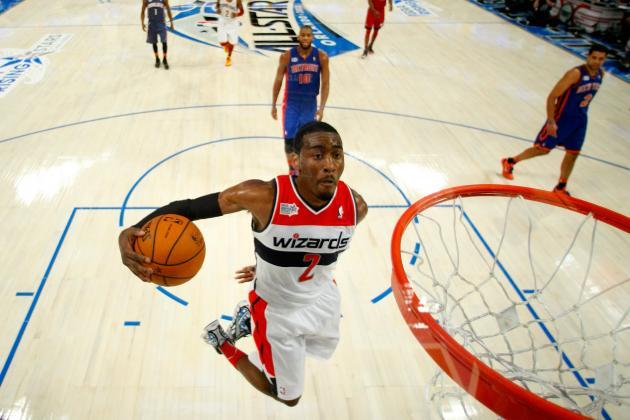 John Wall: Why Washington Wizards PG Will Shock the NBA World in 2012-13 Season