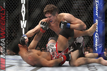 UFC 152 Fight Card: How Fast Could Jimy Hettes Become a Top Featherweight?