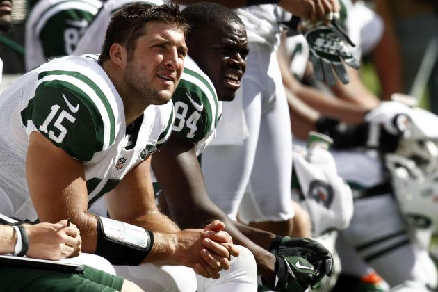 Tim Tebow: How Rex Ryan Should Utilize Backup QB vs. Dolphins