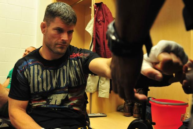 UFC 152 Fight Card: Can Brian Stann Silence Michael Bisping?