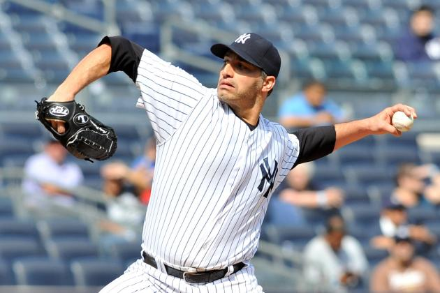 Andy Pettitte: New York Yankees Pitcher Stellar in First Start Back
