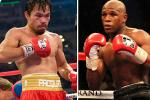 Judge Orders Mayweather to Pay Pacquiao $114,000