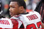 Falcons' RB Michael Turner Apologizes for DUI Arrest