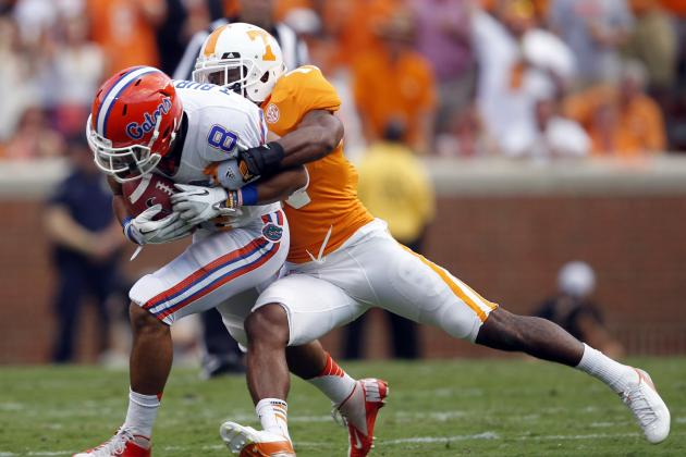 Tennessee Safety Brent Brewer Can Show He's Starting Material