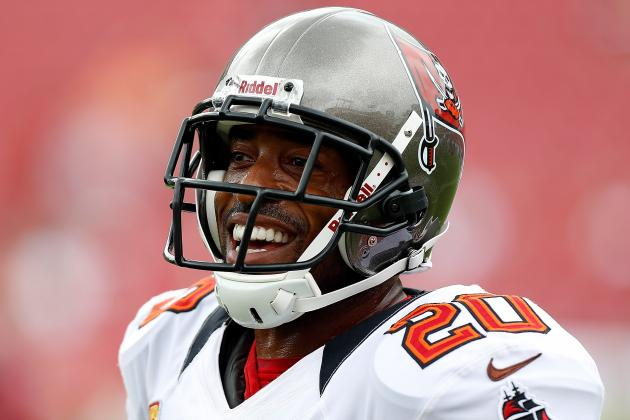 Ronde Barber to Mark Barron: Tampa Bay Buccaneers' Secondary in Transition