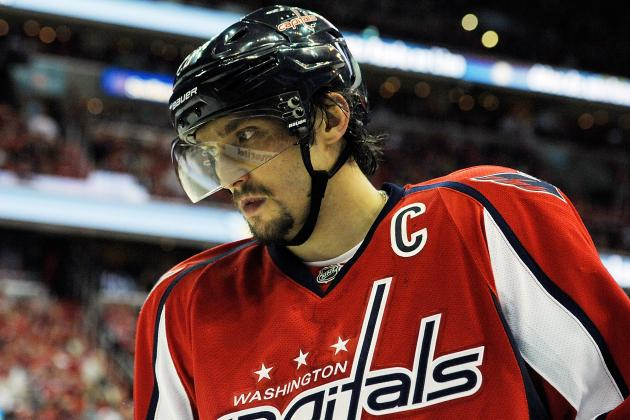 Alex Ovechkin's Threat to Leave NHL Can't Be Taken Seriously