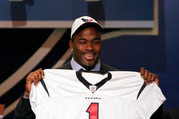 Looking Back at Reggie Bush, Mario Williams, and the 2006 NFL Draft