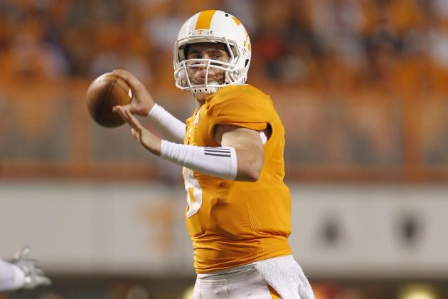 Tyler Bray Is Putting Florida Behind Him