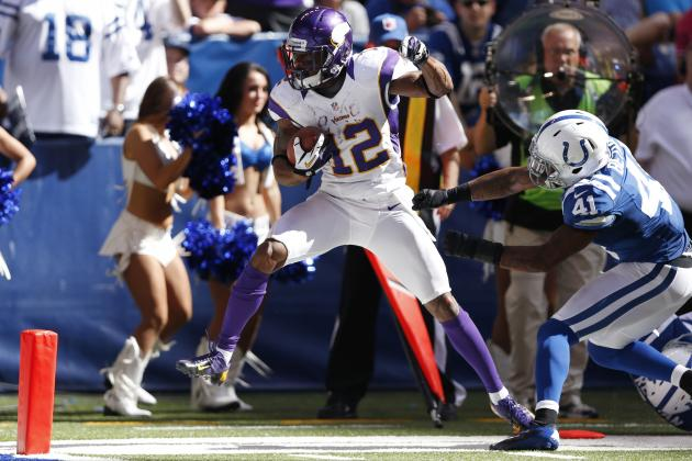 Week 3 Fantasy Football: Top 40 Wide Receivers in Points-Per-Reception Leagues