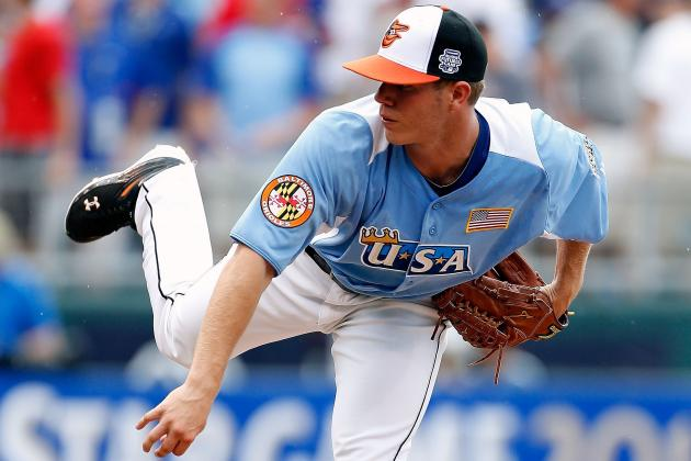 Breaking Down How MLB's Top Pitching Prospect Dylan Bundy Could Impact AL Race