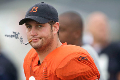 Smokin' Jay Cutler Is Newest Brilliant Meme Taking Aim at Moping Bears QB
