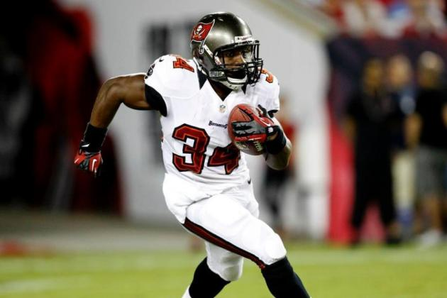 Tampa Bay Buccaneers Look at More Running Backs: Why?